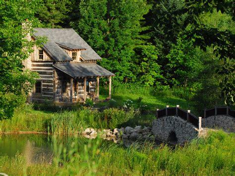 muskoka log home rustic outdoor lighting toronto rustic retreat