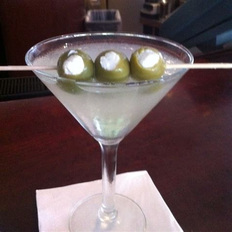 vodka martini with olives martini with blue cheese stuffed olives cocktails