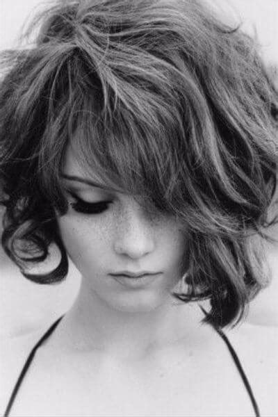 uneven bob for thick hair 65 irresistible short wavy hairstyles hair motive hair