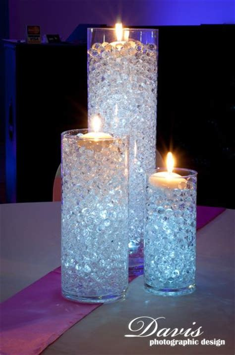 water pearl centerpieces 25 best ideas about water centerpiece on