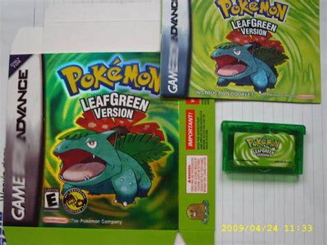 Gba Leaf Green sell leafgreen gba id 7955236 ec21
