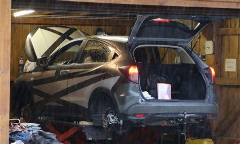 Spion Honda New Hrv spion honda hr v 228 r en bredsida mot nissan qashqai auto motor sport