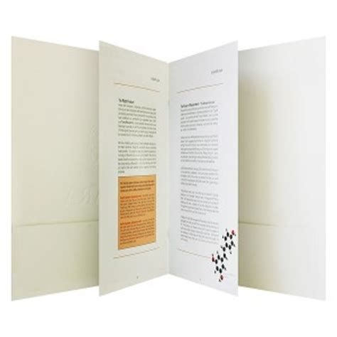 Business File Inter X Foolder Biru the 6 advantages of corporate presentation folders