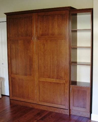Seattle Murphy Bed Custom Panel Murphy Wallbeds