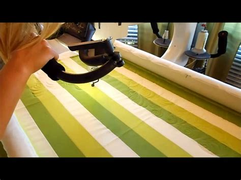 free motion quilting tutorial youtube free motion quilting feather swirl tutorial youtube