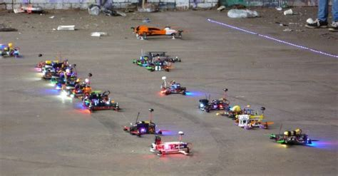 Drone Racing the underground world of drone racing in australia