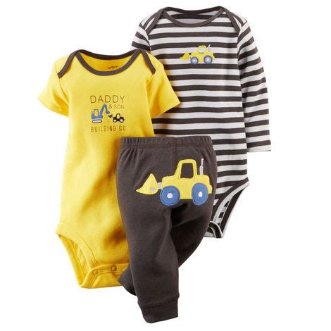 S 3 Babyboy Bodysuit And Pant Set Cs074 3 bodysuit pant set s for 6 months free shipping other