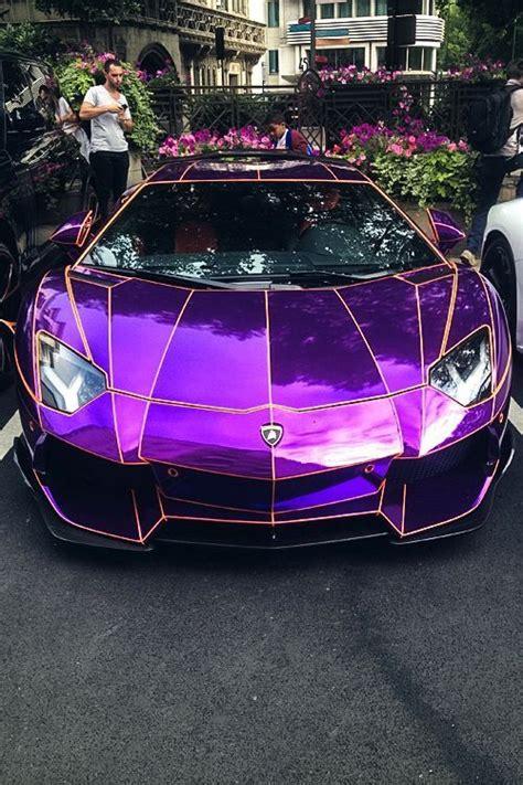 lamborghini aventador purple purple lambo for wanting to look like a purple blur tony