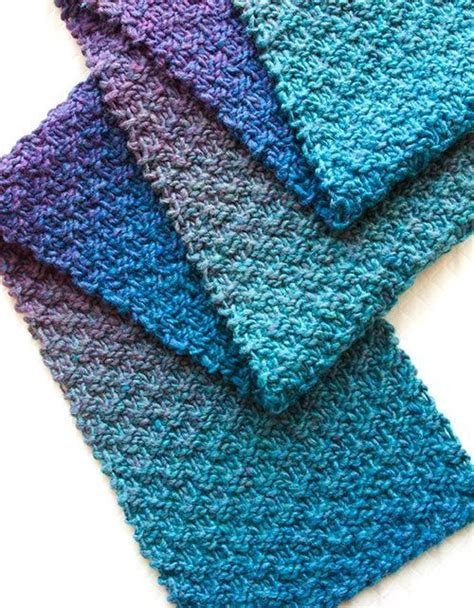 striped scarf pattern knitting 9 free scarf patterns in knit or crochet striped