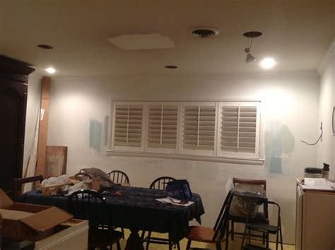 Help With Dining Room Lighting No Chandelier In Dining Room