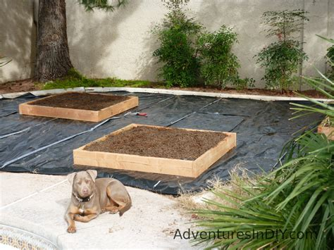 raised bed gardening soil mixing raised bed garden soil adventures in diy