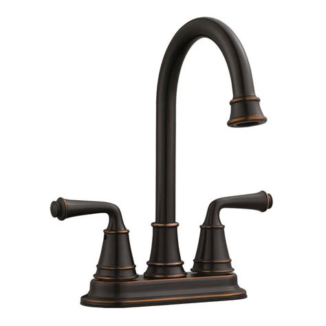 design house faucets design house eden 2 handle bar faucet in oil rubbed bronze 524777 the home depot