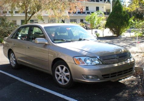 2002 Toyota Avalon Reviews 2002 Toyota Avalon Overview Cargurus