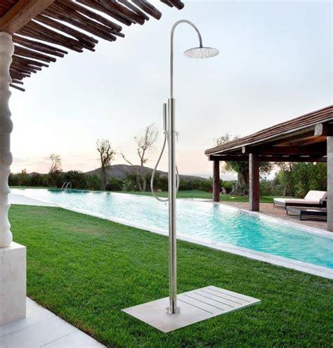 doccia da esterno doccia da esterno di design ispirazioni e proposte made