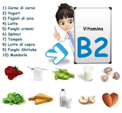 alimenti con vitamine b vitamina b2 riboflavina lattoflavina ovoflavina