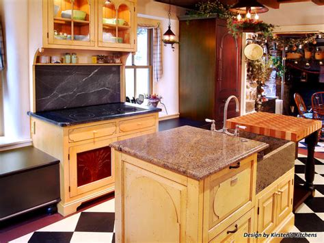 funky kitchen cabinets mixing kitchen cabinet styles and finishes kitchen ideas