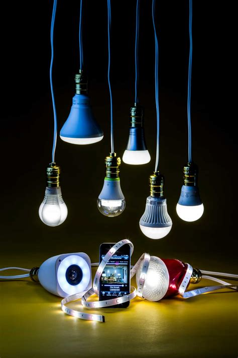 Programmable Light Bulbs by Programmable Light Bulbs The Newest Thing Houston Chronicle