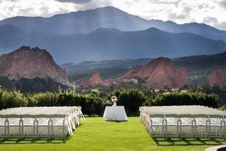 Small Wedding Venues in Colorado :: Small Weddings