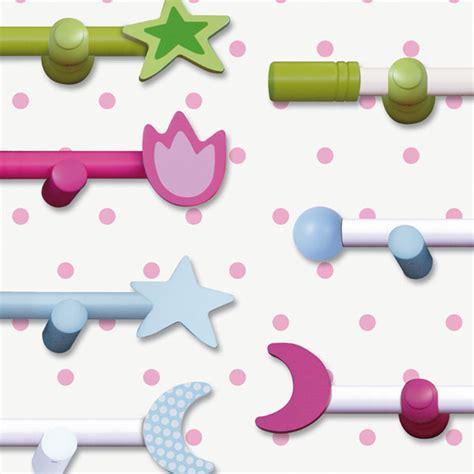 Tringle A Rideau Enfant deco enfant kit tringle 224 rideaux pour chambre enfant ma