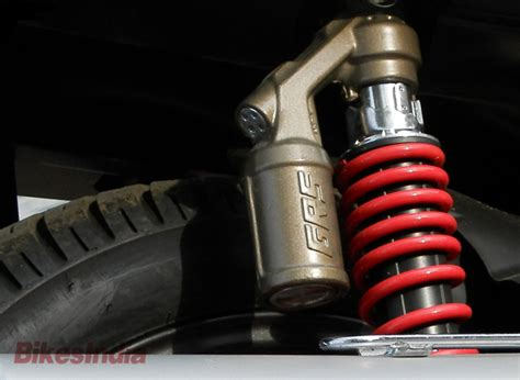 loaded suspension gas charged nitrox vs regular loaded suspensions