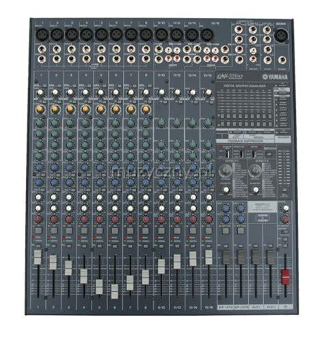 Power Mixer Yamaha Emx 5016 yamaha emx 5016 cf powermixer 2x500w 4