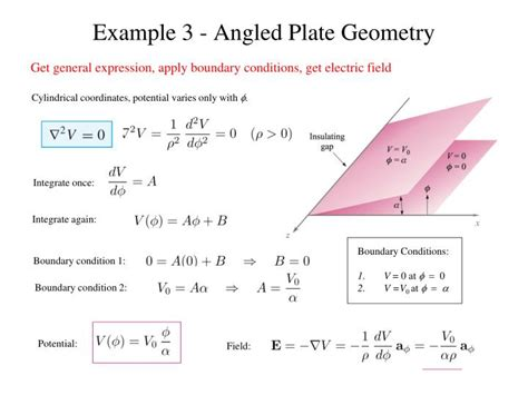 parallel plate capacitor laplace equation capacitance of parallel plate capacitor using laplace equation 28 images a parallel plate
