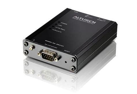 serial console server serial device server sn3101 aten serial console server