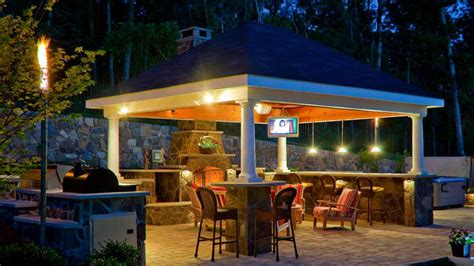 gazebo light 20 amazingly gorgeous gazebo lighting home design lover