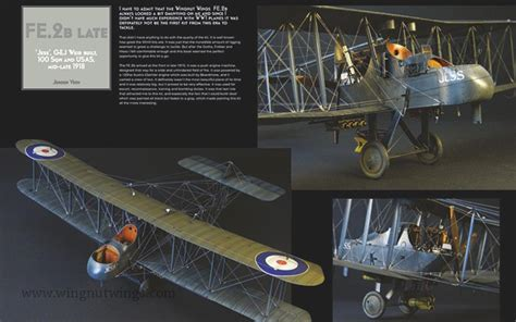 wingnut wings air modeller s guide to wingnut wings vol 2