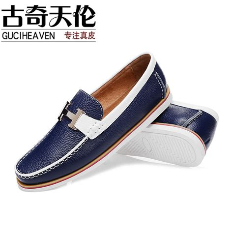 2015 leather breathable casual shoes sport autumn