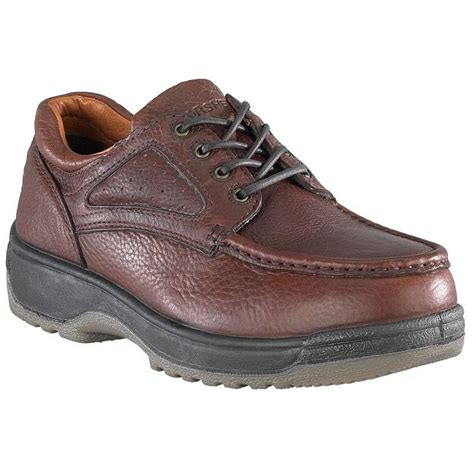 steel toe slippers florsheim s eurocasual moc toe oxford steel toe shoes