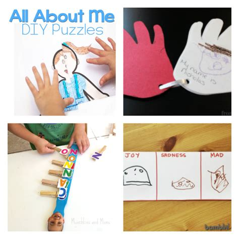 All Themes all about me theme ideas