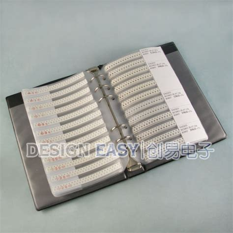 smd resistor kit ebay 0805 smd resistor 63value 3025pcs capacitor 17value 700pcs kit smt box ebay