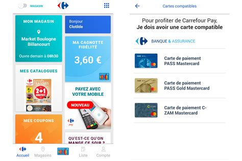 carrefour mobile paiement mobile carrefour pay d 233 ploy 233 en