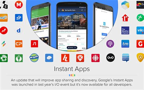 instant app for android phone i o 2017 what android developers need to