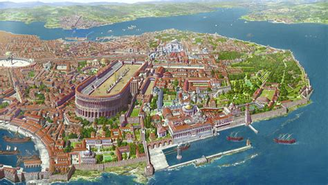 ottoman constantinople constantine and constantinople istanbul tour guide