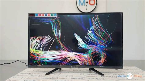 Led Tv 32 Inch Changhong unboxing changhong tv led 32 led32d2080t2 by media office it