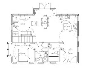 Floor Plan Blueprint Make Your Own Blueprint How To Draw Floor Plans