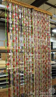 Beaded Doorway Curtains Beauti Vue Beaded Curtains Made In The Usa New Stock In 13 Mix N Match Colors Retro