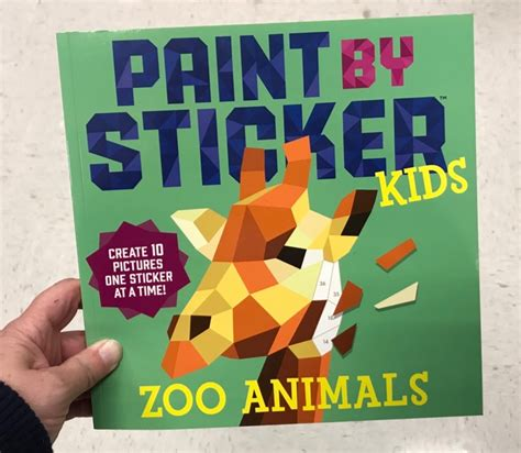 Paint By Sticker Target