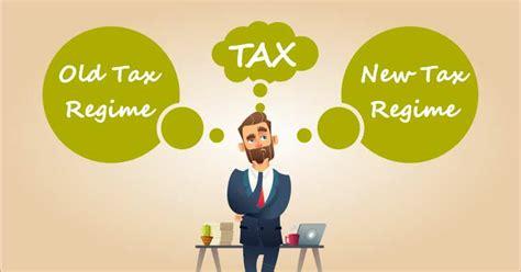 tax regime   tax regime