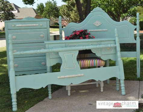 Painted Bedroom Furniture Sets Painted Antique Bedroom Furniture