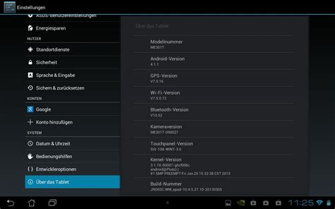 most recent android update review asus memo pad smart 10 me301t tablet notebookcheck net reviews