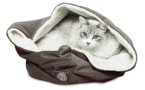 bed for cats cozy cat beds for cats who are cavers the conscious cat