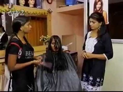 hair reality show indian girl tv haircut makeover youtube
