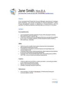 free resume samples examples and templates sample resumes easyjob