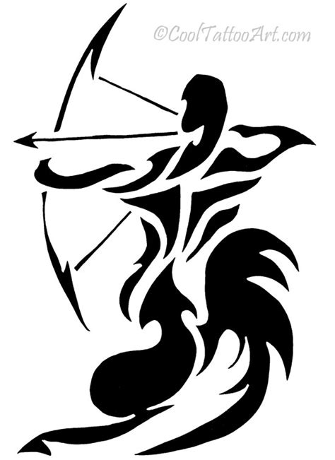 small sagittarius tattoo designs free sagittarius tattoos designs cooltattooarts