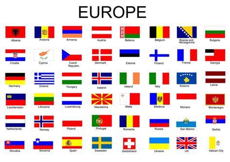 flags of the world exercise les drapeaux europ 233 ens expliqu 233 s easyvoyage