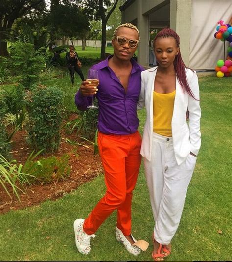 Valentine S Day Gifts For Her by Somizi Mhlongo S Daughter Bahumi Madisakwane Is 21 Epyk