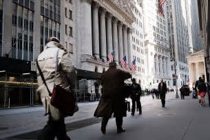 Walk On By The New York Stock Exchange by Wall Is Expecting Another Year For Bonuses